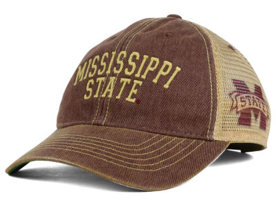 Mississippi State Bulldogs NCAA Wordmark Mesh Hat