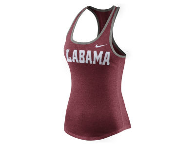 Alabama Crimson Tide Nike NCAA Women's Marled Tank