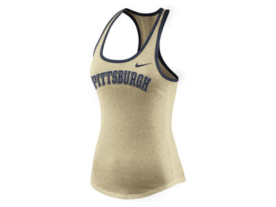 Pittsburgh Panthers Nike NCAA Women's Marled Tank