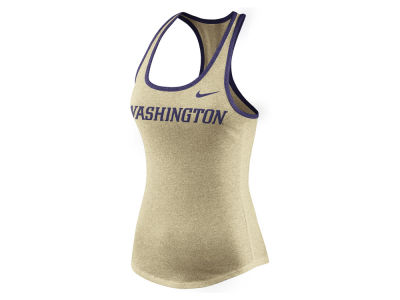 Washington Huskies Nike NCAA Women's Marled Tank