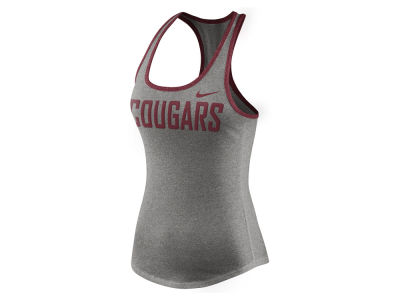 Washington State Cougars Nike NCAA Women's Marled Tank