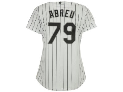 Chicago White Sox Jose Abreu Majestic MLB Women's Cool Base Player Replica Jersey