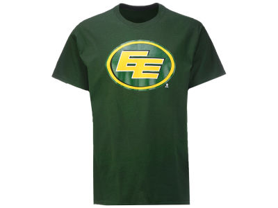 Edmonton Eskimos CFL Men's Big Front T-shirt