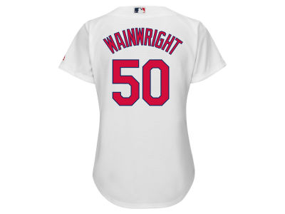 St. Louis Cardinals Adam Wainwright MLB Women's Cool Base Player Replica Jersey