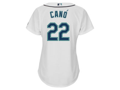 Seattle Mariners Robinson Cano MLB Women's Cool Base Player Replica Jersey