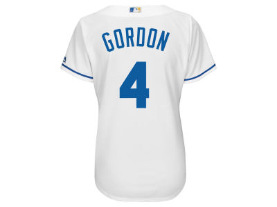 Kansas City Royals Alex Gordon MLB Women's Cool Base Player Replica Jersey