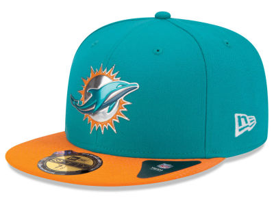 Miami Dolphins New Era 2015 NFL Draft On Stage 59FIFTY Cap