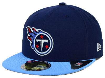 Tennessee Titans New Era 2015 NFL Draft On Stage 59FIFTY Cap