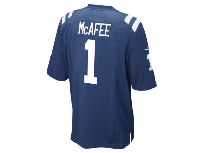 Indianapolis Colts Pat McAfee Nike NFL Youth Game Jersey