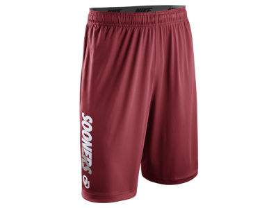 Oklahoma Sooners Nike NCAA Men's Practice Fly Shorts