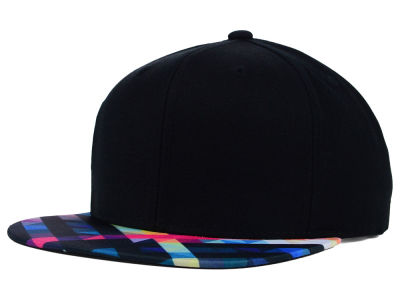 Top of the World Prism Printed Visor Snapback Hat