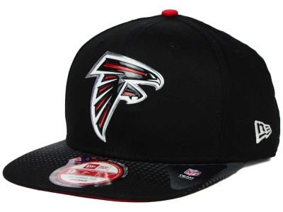 Atlanta Falcons New Era 2015 NFL Draft 9FIFTY Original Fit Snapback Cap