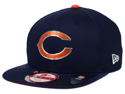 Chicago Bears New Era 2015 NFL Draft 9FIFTY Original Fit Snapback Cap