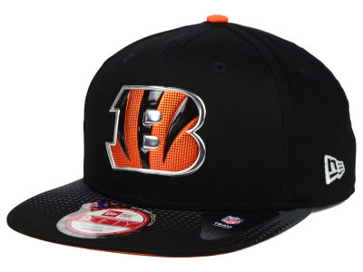 Cincinnati Bengals New Era 2015 NFL Draft 9FIFTY Original Fit Snapback Cap
