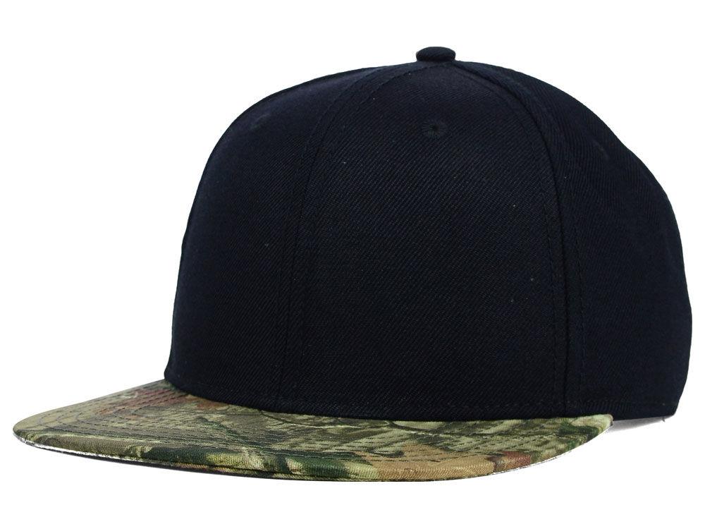 Mossy Oak Printed Visor Snapback Hat  c93ee1f03c9