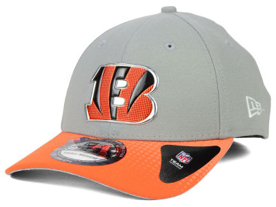 Cincinnati Bengals New Era 2015 NFL Draft Gray 39THIRTY Cap