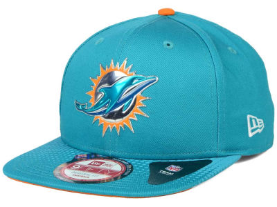 Miami Dolphins New Era 2015 NFL Draft 9FIFTY Original Fit Snapback Cap