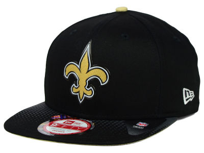 New Orleans Saints New Era 2015 NFL Draft 9FIFTY Original Fit Snapback Cap