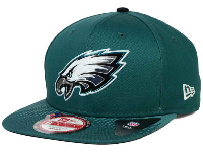 Philadelphia Eagles New Era 2015 NFL Draft 9FIFTY Original Fit Snapback Cap