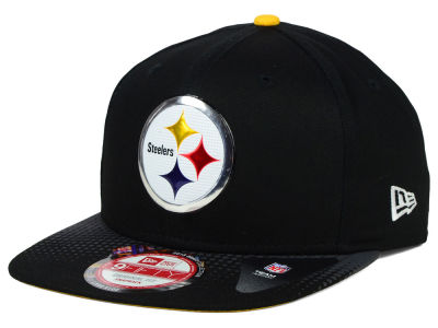 Pittsburgh Steelers New Era 2015 NFL Draft 9FIFTY Original Fit Snapback Cap