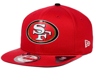 San Francisco 49ers New Era 2015 NFL Draft 9FIFTY Original Fit Snapback Cap