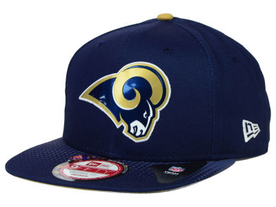 St. Louis Rams New Era 2015 NFL Draft 9FIFTY Original Fit Snapback Cap