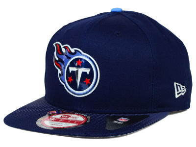 Tennessee Titans New Era 2015 NFL Draft 9FIFTY Original Fit Snapback Cap