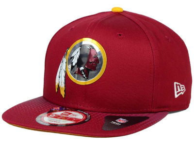 Washington Redskins New Era 2015 NFL Draft 9FIFTY Original Fit Snapback Cap