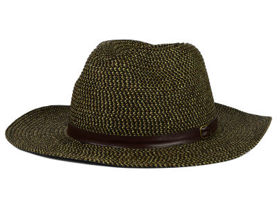 LIDS Private Label PL Wide Brim Multi Straw Fedora