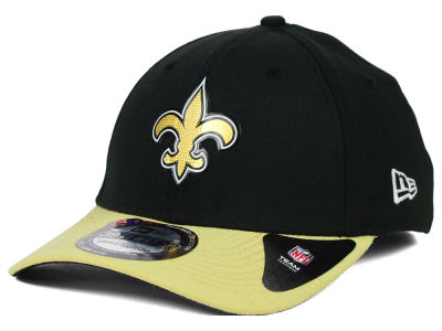 New Orleans Saints New Era 2015 NFL Draft 39THIRTY Cap