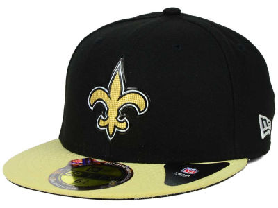New Orleans Saints New Era 2015 NFL Kids Draft On Stage 59FIFTY Cap