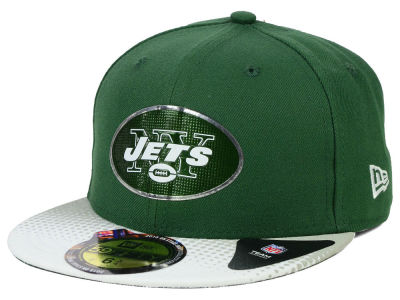 New York Jets New Era 2015 NFL Kids Draft On Stage 59FIFTY Cap