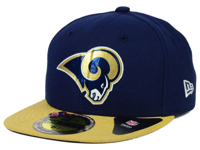 St. Louis Rams New Era 2015 NFL Kids Draft On Stage 59FIFTY Cap