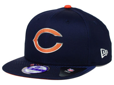 Chicago Bears New Era 2015 NFL Kids Draft 9FIFTY Original Fit Snapback Cap