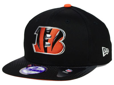 Cincinnati Bengals New Era 2015 NFL Kids Draft 9FIFTY Original Fit Snapback Cap
