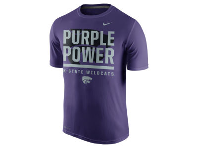 Kansas State Wildcats Nike NCAA Men's Legend Local Verbiage T-Shirt