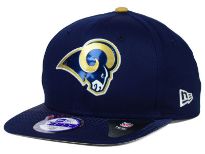 St. Louis Rams New Era 2015 NFL Kids Draft 9FIFTY Original Fit Snapback Cap