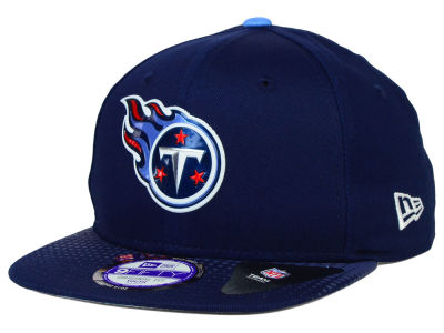 Tennessee Titans New Era 2015 NFL Kids Draft 9FIFTY Original Fit Snapback Cap