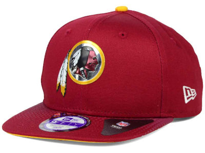 Washington Redskins New Era 2015 NFL Kids Draft 9FIFTY Original Fit Snapback Cap