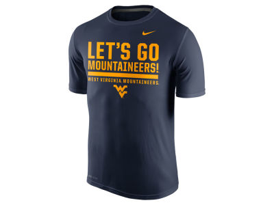 West Virginia Mountaineers Nike NCAA Men's Legend Local Verbiage T-Shirt