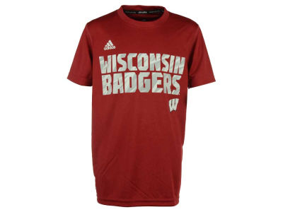 Wisconsin Badgers NCAA Youth Shock Energy T-Shirt