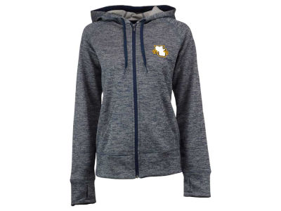 Marquette Golden Eagles adidas NCAA Women's Primary Logo Full Zip Hoodie
