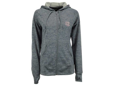 Texas A&M Aggies adidas NCAA Women's Primary Logo Full Zip Hoodie