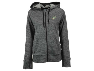 South Florida Bulls adidas NCAA Women's Primary Logo Full Zip Hoodie