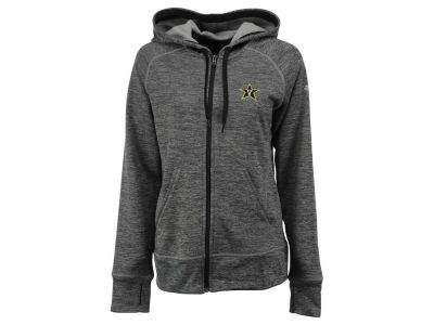Vanderbilt Commodores adidas NCAA Women's Primary Logo Full Zip Hoodie