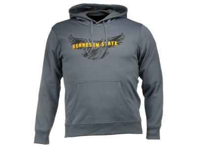 Kennesaw State Owls adidas NCAA Men's Sideline Stitched Shock Hoodie