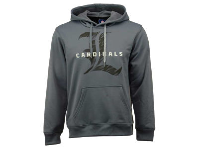 Louisville Cardinals adidas NCAA Men's Sideline Stitched Shock Hoodie