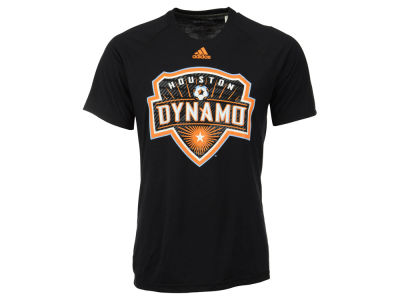 Houston Dynamo adidas MLS Men's Lightwave Fill T-Shirt