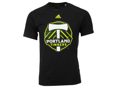 Portland Timbers adidas MLS Men's Lightwave Fill T-Shirt