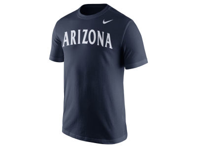 Arizona Wildcats Nike NCAA Men's Cotton Wordmark T-Shirt